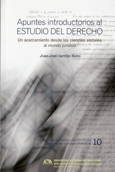 Apuntes introductorios al estudio del derecho
