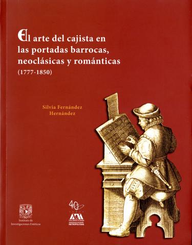 Arte del cajista en las portadas barrocas, neoclásicas y románticas, El