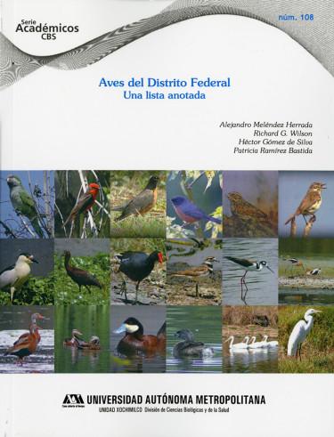 Aves del Distrito Federal