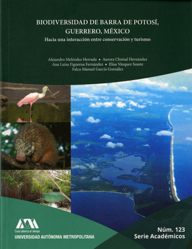 Biodiversidad de Barra de Potosí, Guerrero, México