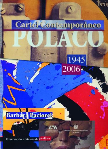 Cartel contemporáneo polaco