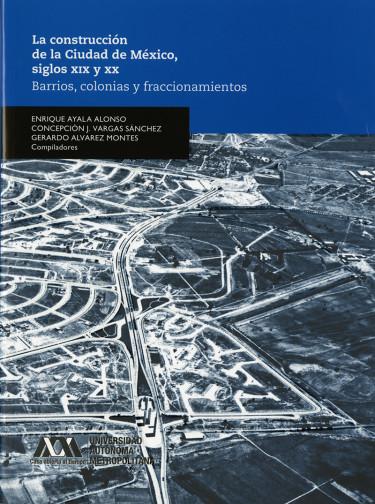 Construcción de la Ciudad de México, siglos XIX y XX, La