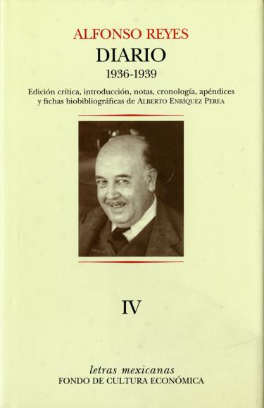 Diario IV. 1936-1939
