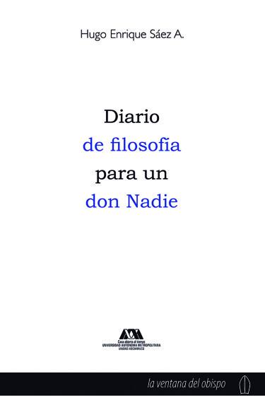 Diario de filosofía para un don Nadie