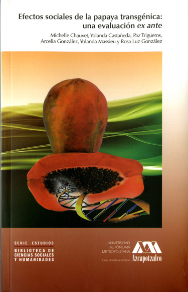 Efectos sociales de la papaya transgénica: una evaluación ex ante