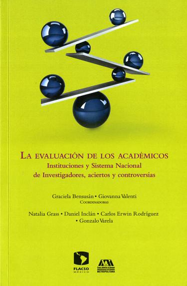 Evaluación de los académicos, La