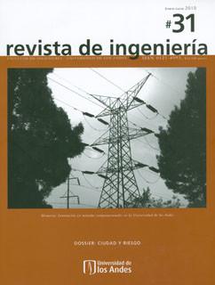 Revista de Ingeniería No. 31. Memoria: Innovación en métodos computacionales en la Universidad de los Andes