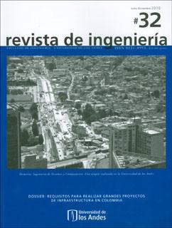 Revista de Ingeniería No. 32. Memoria: Ingeniería de Sistemas y Computación. Una utopía relalizada en la Universidad de los Andes