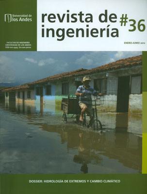 Revista de Ingeniería No. 36. Dossier: Hidrología de extremos y cambio climático