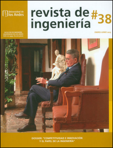 Revista de ingeniería No. 38 Dossier:
