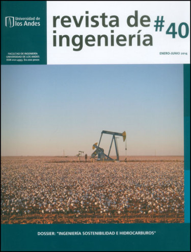 Revista de ingeniería No. 40 Dossier: