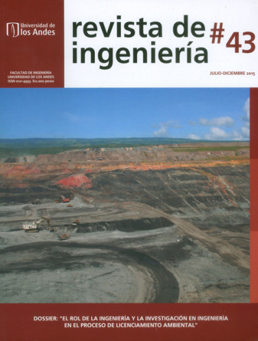 Revista de Ingeniería no. 43: Dossier: