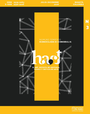 H-art. Revista de historia, teoría y crítica de arte No.3 Julio-Diciembre 2018
