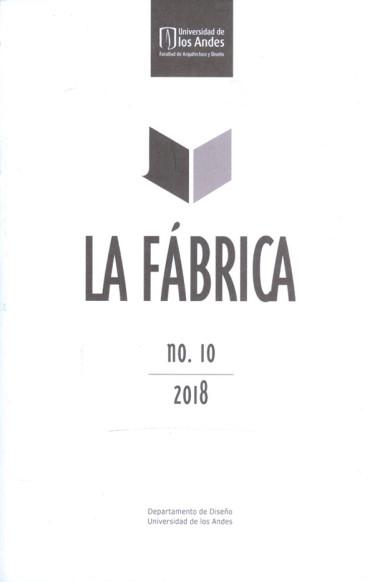 Revista La fábrica No. 10