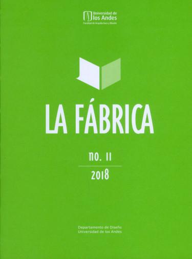 Revista La fábrica No. 11