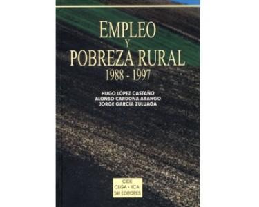 Empleo y pobreza rural. 1988-1997