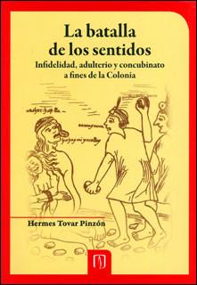 La batalla de los sentidos: infidelidad, adulterio y concubinato a fines de la colonia
