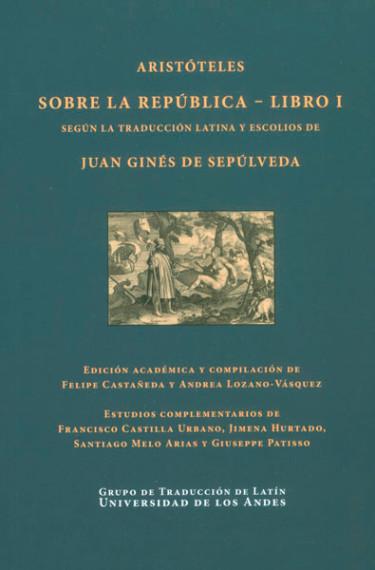 Aristóteles. Sobre la República - Libro I