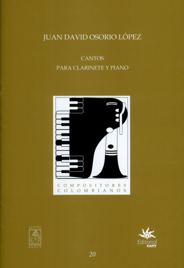 Cantos para clarinete y piano