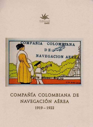 Compañía Colombiana de Navegación Aérea 1919-1922