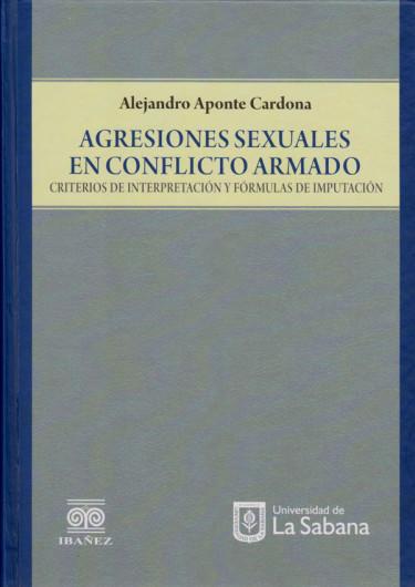 Agresiones Sexuales en  Conflicto Armado