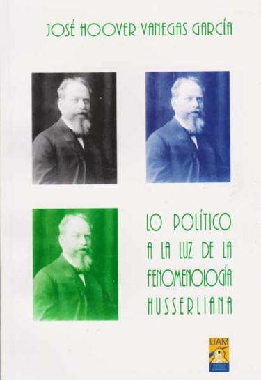 Lo politico a la luz de la fenomenologia Husserliana
