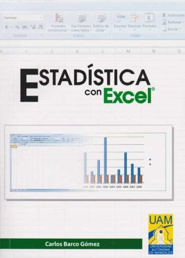Estadistica con Excel