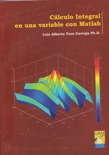 Cálculo integral en una variable con Matlab