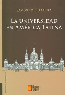 La universidad en América Latina