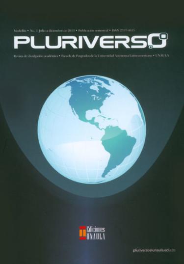 Revista Pluriverso No. 01