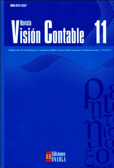 Revista visión contable No. 11