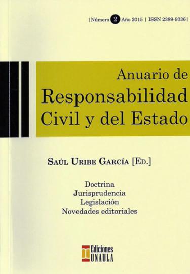 Anuario de responsabilidad civil y del Estado No. 2
