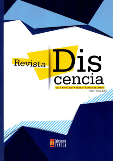Revista Discencia Vol. 0 No. 0