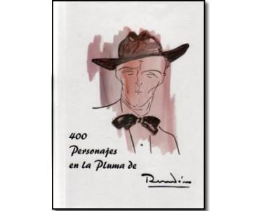 400 personajes en la pluma de Rendón