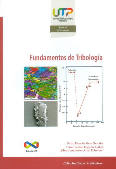 Fundamentos de Tribología