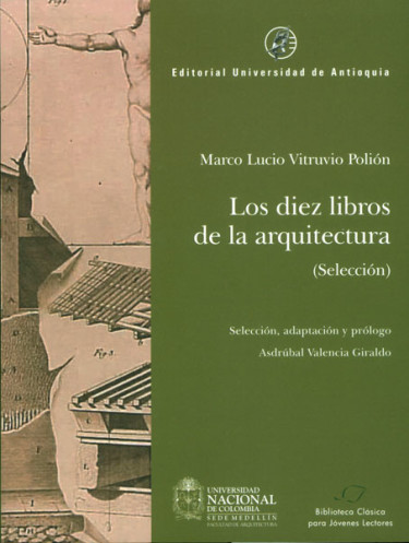 Los diez libros de la arquitectura. Selección