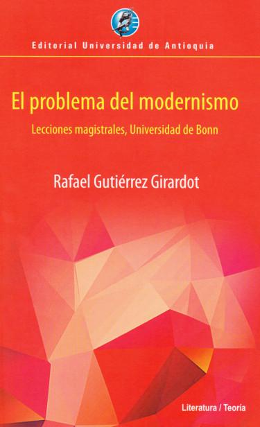 El problema del modernismo: lecciones magistrales, Universidad de Bonn